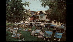Summer Art Shows, The Bavarian Village
