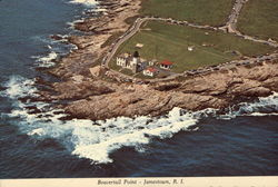 Beavertail Point