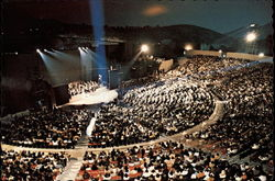 Under the Stars at the Universal Amphitheatre