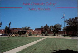 Austin Community College - Campus View Postcard