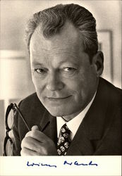Dr. Willy Brandt
