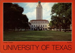 University of Texas - The Tower