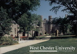 West Chester University, Philips Memorial Building