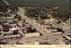 Aerial view of Baldwin