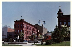 Bridge Square Postcard