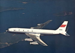 Boeing 707-3JB Intercontinental B-2404