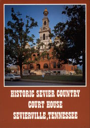 Historic Sevier Country Court House