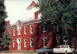 Moore County Court House