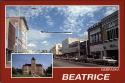 Scenes from Beatrice