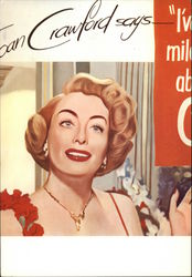 Untitled Art Depicting Joan Crawford