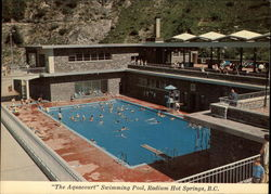 The Aquacourt Swimming Pool