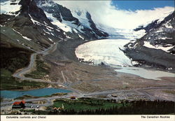 Columbia Icefields and Chalet