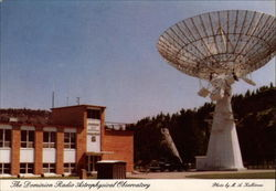 The Dominion Radio Astrophysical Observatory