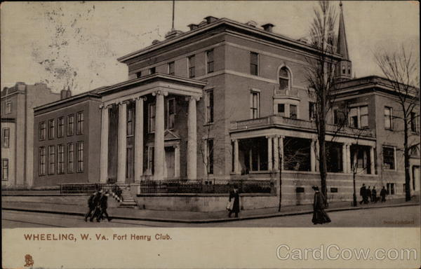 Fort Henry Club Wheeling West Virginia