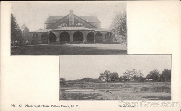 Manor Club House Pelham Manor New York