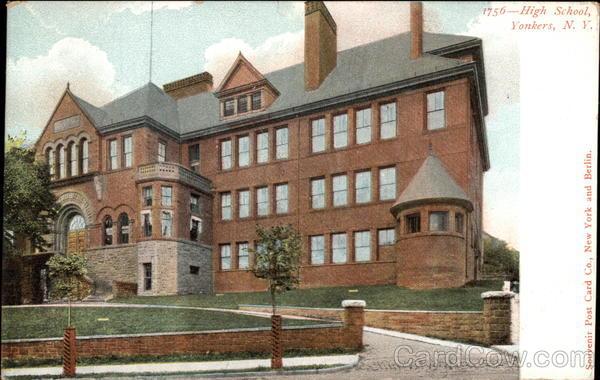 High School Yonkers New York