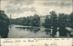The Old Mill Postcard