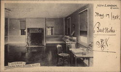 Nathan Hale School House - Interior