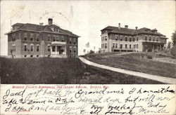 Monroe County Almshouse and Insane Asylum