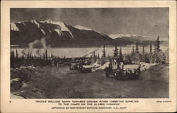 Camps on the Alaska Highway