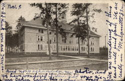 Dormitory, Northern Normal School
