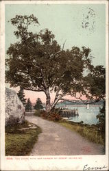 The Shore Path, Bar Harbor