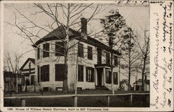 House of William Henry Harrison