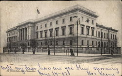 The United States Mint Postcard