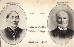 Ann Fryendall & Charles Levy