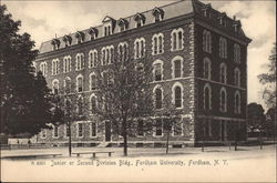 Junior or Second Division Bldg, Fordham University