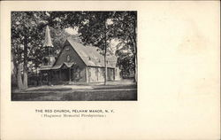 The Red Church (Huguenot Memorail Presbyterian)