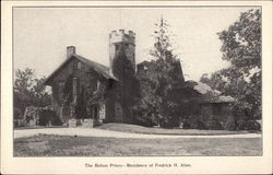The Bolton Priory - Residence of Frederick H. Allen