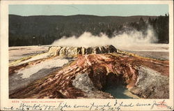 Punch Bowl, Yellowstone Park