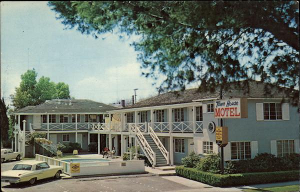 Town House Motel Marysville California