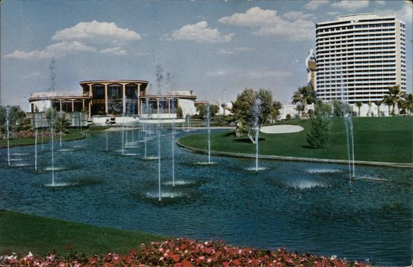 The Dunes Hotel & Country Club Las Vegas Nevada