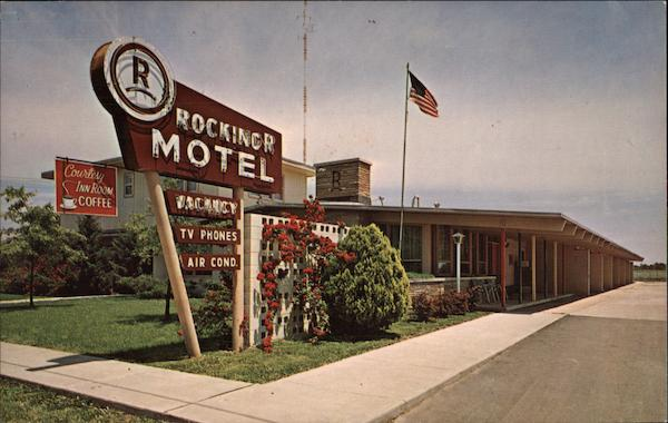 Rocking R Motel Burlington Kansas
