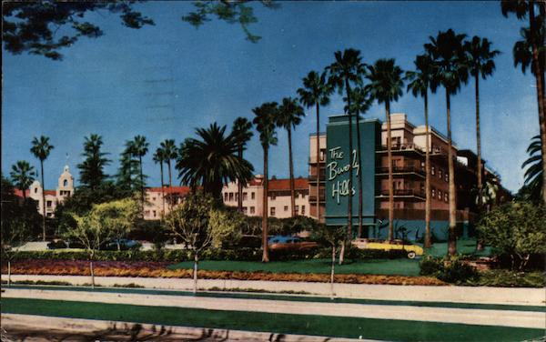 The Beverly Hills Hotel and Bungalows California