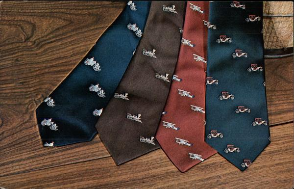Neckties Featuring Transportation Designs Cedar Knolls New Jersey