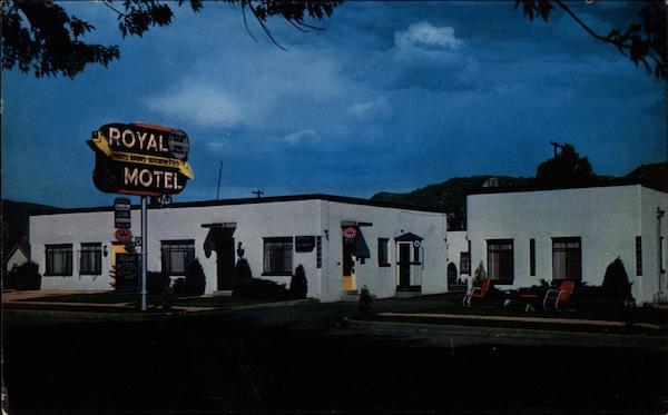 Royal Motel Durango Co