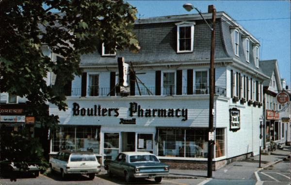 Boulter's Pharmacy Milford New Hampshire