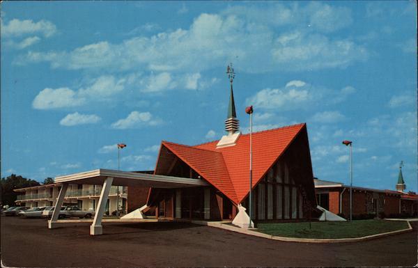 Howard Johnson 39 S Motor Lodge North Richmond Va