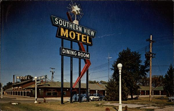 Southern View Motel Springfield Illinois