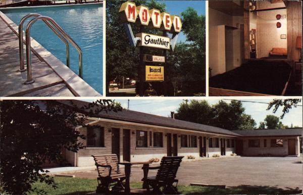 Motel Gauthier Tracy Canada Quebec