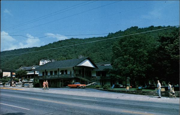 Whaley Motel Gatlinburg Tennessee