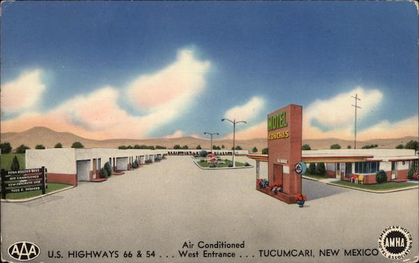 Conchas Motel Tucumcari New Mexico