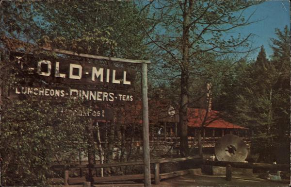 The Old Mill Westminister Massachusetts