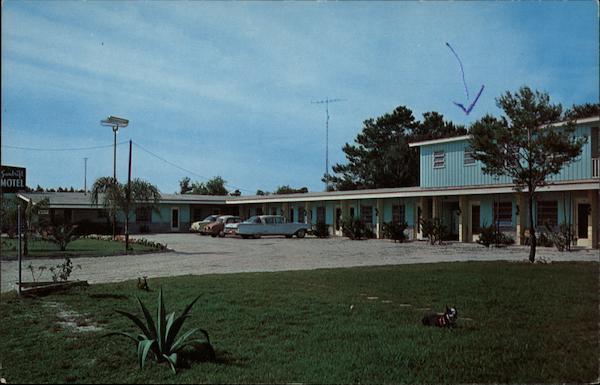 Sandrift Motel Sebastian Fl