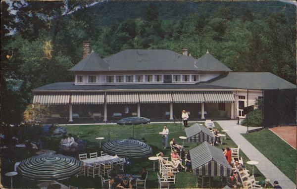 Hot springs gambling