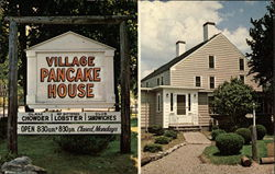 The Village Pancake House, Croner Routes 1A and 133