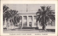 Flagler County Court House